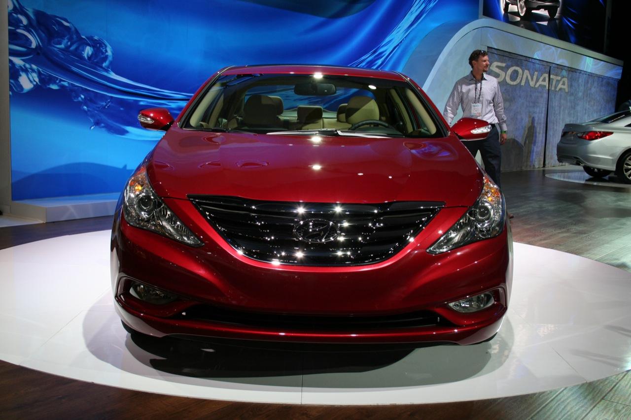 Usa 2011 Model Hyundai Sonata Yf 2 0 Twin Turbo Gdi 274hp